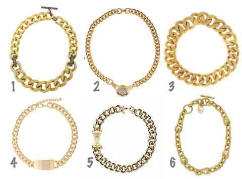 سلاسل Gold Chains 2012