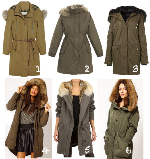 Parka My Fashion Wish List
