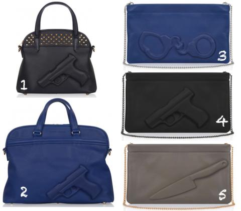 Vlieger & Vandam Handbags