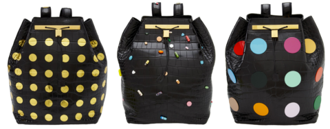 Damien Hirst The Row Rucksacks